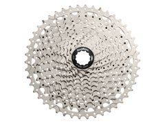 Кассета инд. 11-k 11-46T SUN RACE MS8 MTB, Metallic Silver